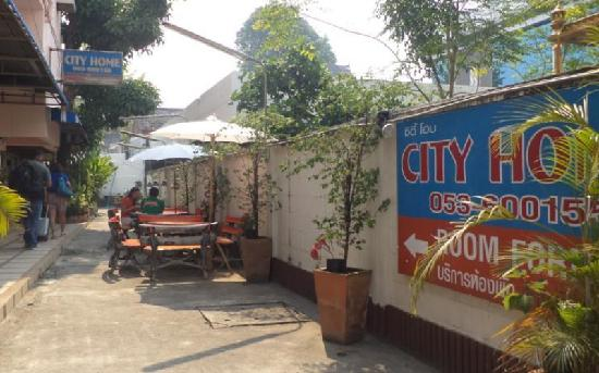 City Home Guest House