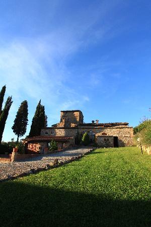 Villa Palagetto: Villa