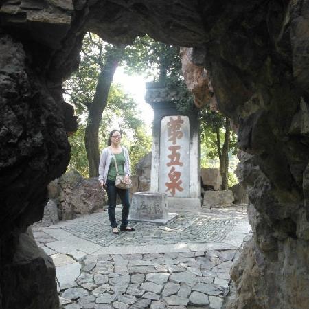 Jiangdu, China: 扬州大明寺