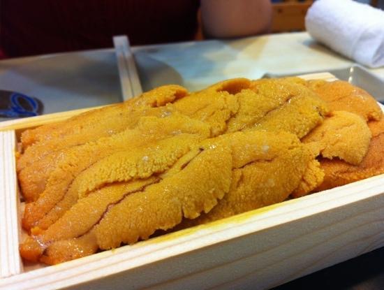 Kai Man Sushi: 在看来普通的店里吃到令人感动的料理