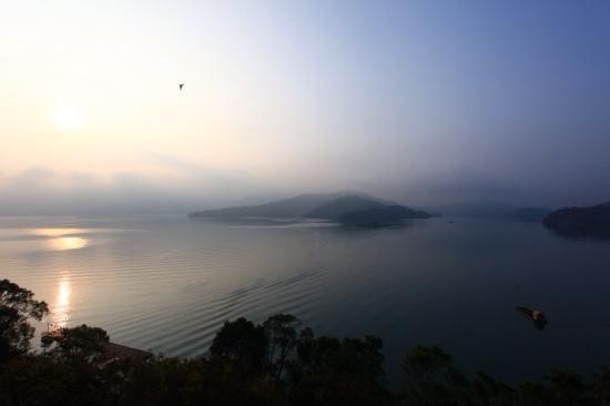 The Lalu Sun Moon Lake: lalu