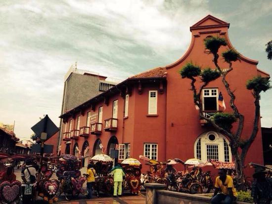 Chinatown - Melaka: 景色