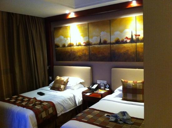 Southern Airlines Pearl Hotel: 不错