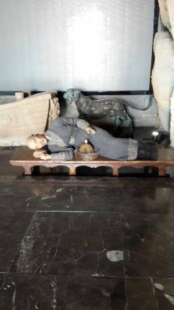 Dehuatang Chinese Ancient Bed Museum: 进化为矮榻