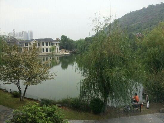 Hangzhou Xanadu Narada Hotel: 湖景