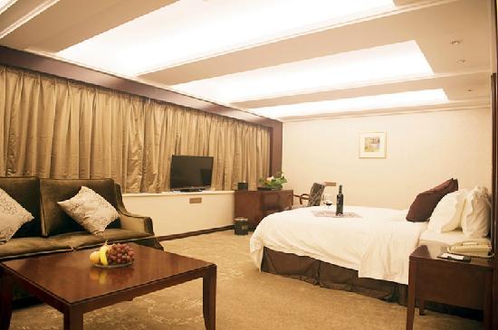 Best Western Grand Hotel Zhangjiajie: 先参观的房间~~