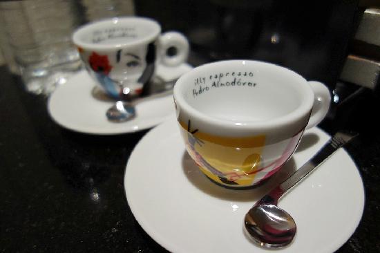 Fairmont Peace Hotel: 咖啡杯