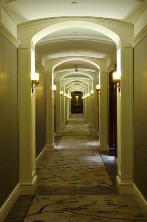 Fairmont Peace Hotel: 酒店G层