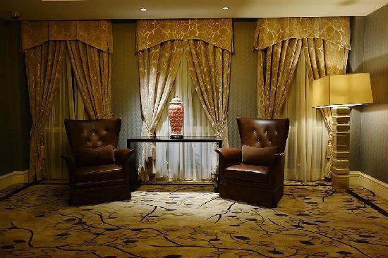 Fairmont Peace Hotel: 楼层内