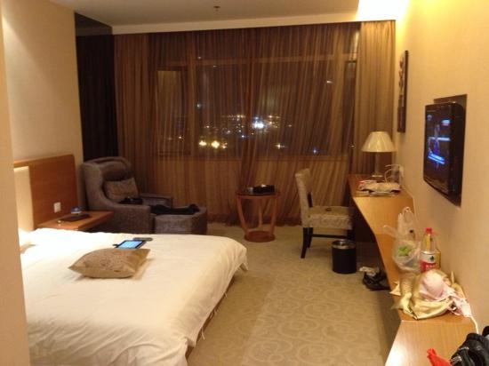 Zhelv Mingting Shunchang Hotel : 房间