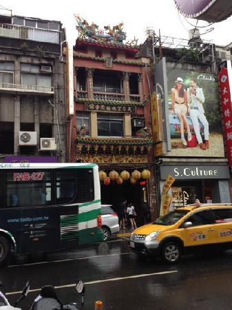 Tianhou Temple: 大门