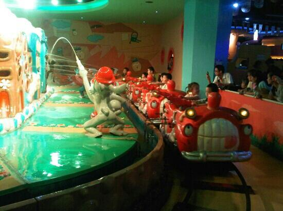 Suzhou Amusement Park: 天堂乐园