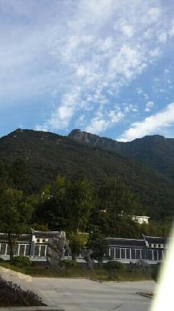 Jingangtai National Geological Park
