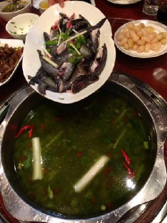 Chongqing ShuiShang Yu