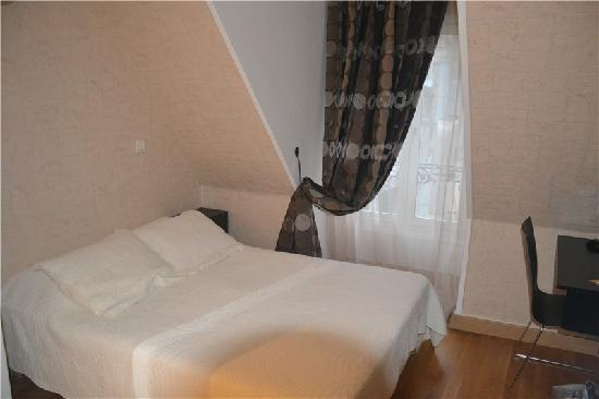 Hotel du Mont Blanc: 房间