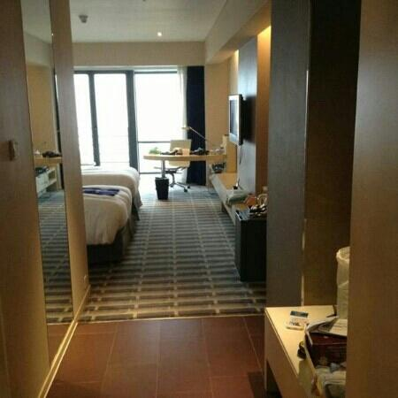 Park Plaza Beijing West: 房间