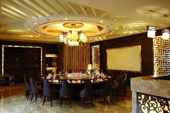 Xiangrui Hushang Hotel: 包房3