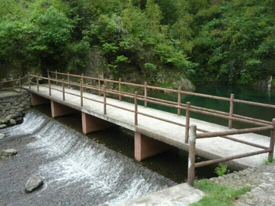 Ningbo Wulong Pond: 五龙潭