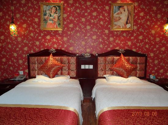 Liang Ju Hotel: 错层标间