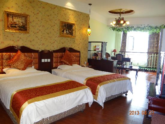 Liang Ju Hotel: 豪华标间