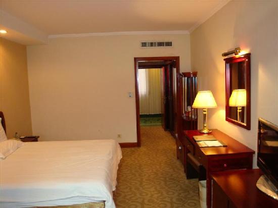 GreenTree Inn Changshu Haiyu South Road Business Hotel