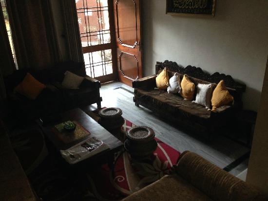 N.Homestay: 客厅,好舒服