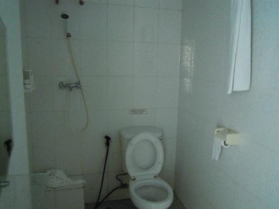 Malioboro Palace Hotel : restroom