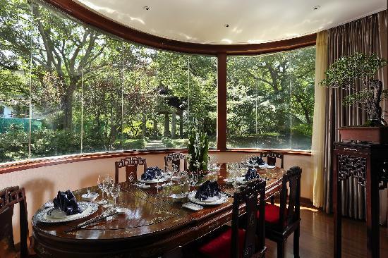 Hangzhou Huajiashan Resort: 客房餐桌