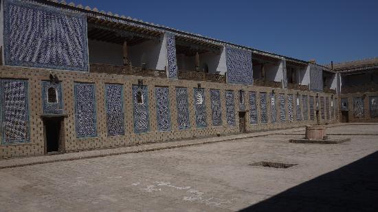 Stone Palace (Tash Khauli): ok