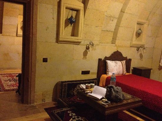 Vineyard Cave Hotel: 我们的套房
