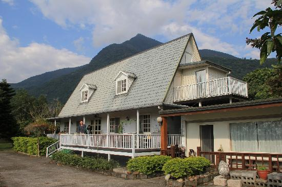 Taroko Lodge: 民宿外形