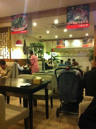 回到丽江云南特色餐厅