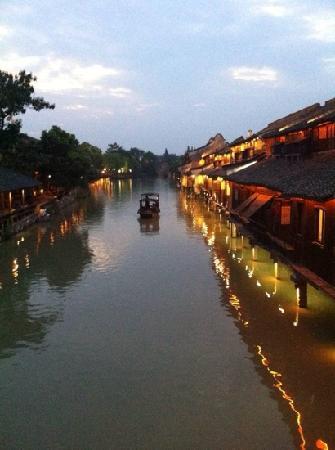 Wuzhen Water Town: 傍晚的乌镇