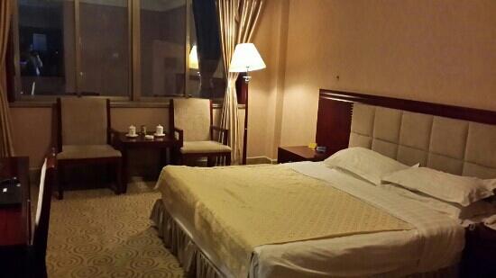 Zhonghan Hotel: 中韩大酒店豪华单人间