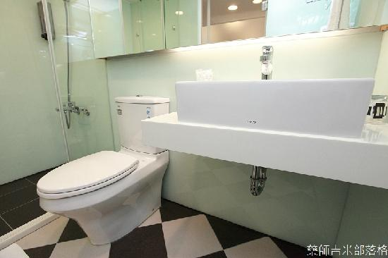 Jade Hotel: 衛浴