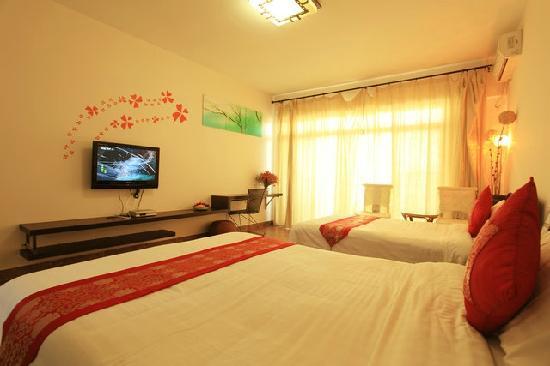 Muhai Hostel Jinfenghuang Apartment: wosjo