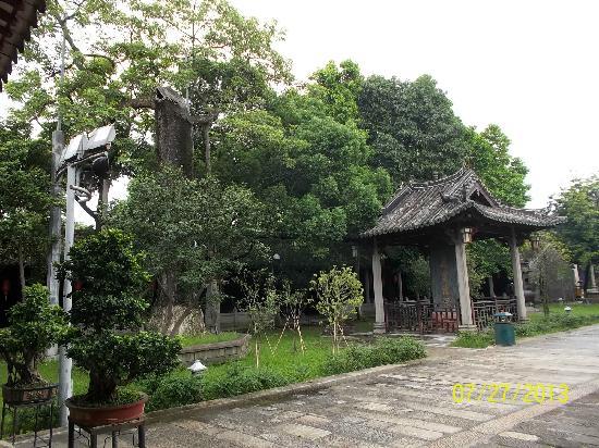 South Sea God Temple: 庙内一角