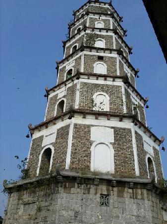 Peiyuan Tower: 培元塔