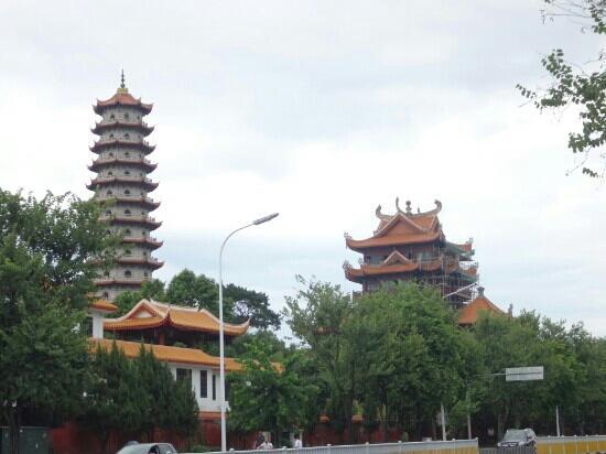 Xichan Temple : 西禅寺