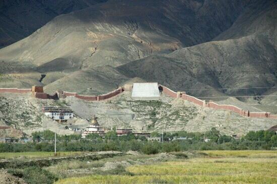 Sangzhu Zizong Castle : 小布达拉宫