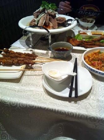 Ye Li Xia Li XinJiang Restaurant (ZhengTong)