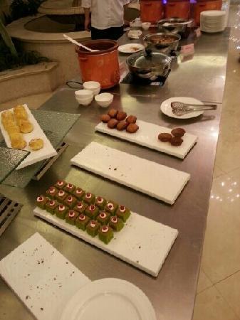 Cafe Noir - Hotel Jen Upper East Beijing