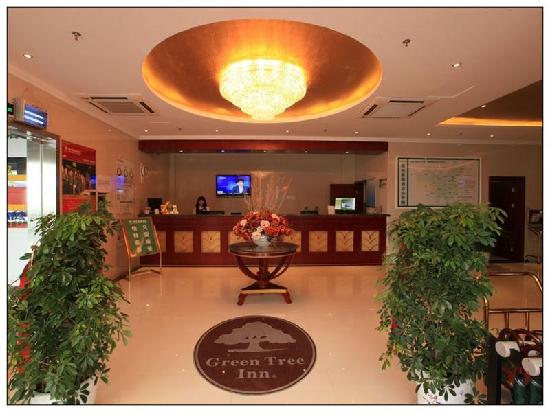 GreenTree Inn Xinghua Yingwu Middle Road