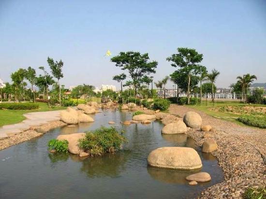 Fuzhou Wanglongtai Park: 美