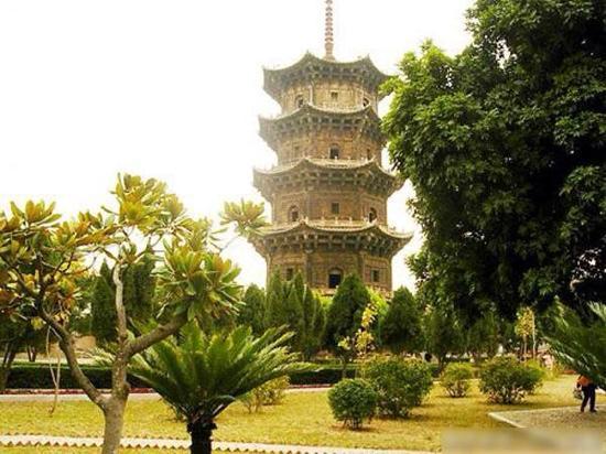 Dongxi Tower: 不错