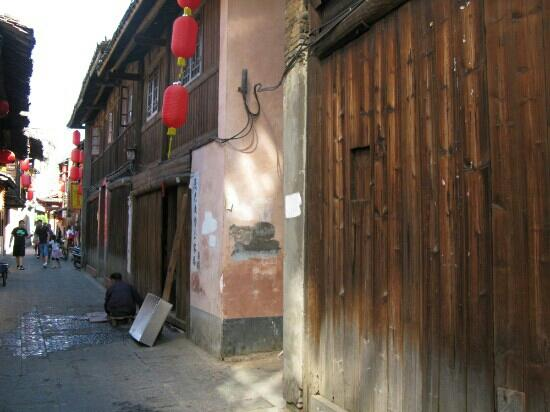 Changting County, China: 店头老街