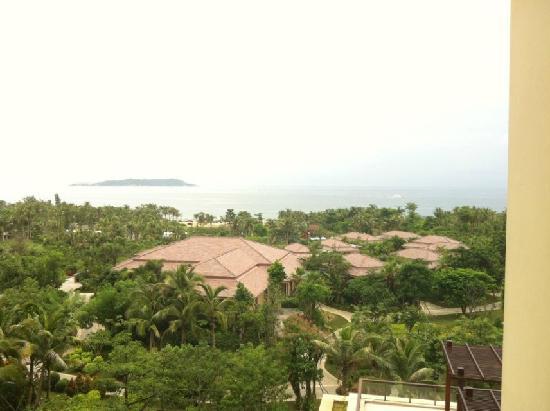 Haitang Bay Gloria Resort Sanya: 全海景房景观
