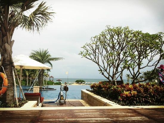 Haitang Bay Gloria Resort Sanya: 泳池