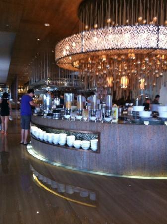 Haitang Bay Gloria Resort Sanya: 早餐
