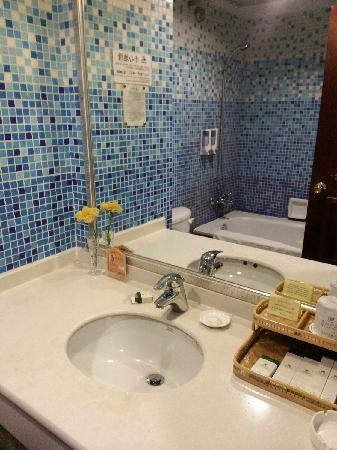 Beijing Great Hotel: 洗手池